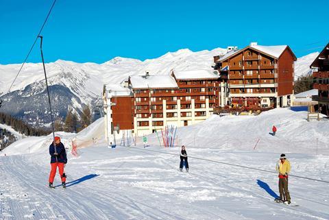 Goedkope skivakantie Franse Alpen ⛷️Odalys Le Cervin