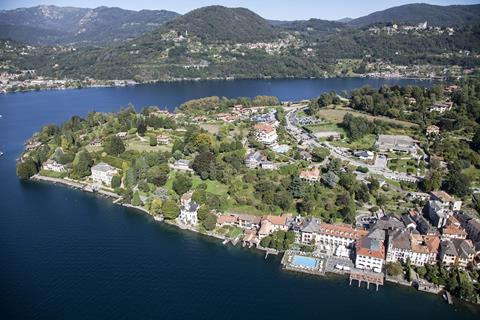 Korting autovakantie Lago d'Orta 🚗️San Rocco