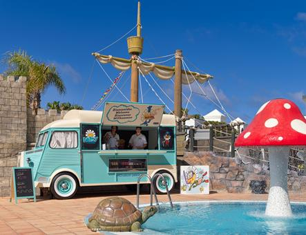 H10 Rubicon Palace Spanje Canarische Eilanden Playa Blanca sfeerfoto 4