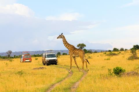 16 daagse safari Best of Kenya