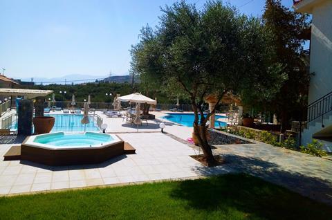 Villa Vicky Griekenland Kreta Chersonissos sfeerfoto 2