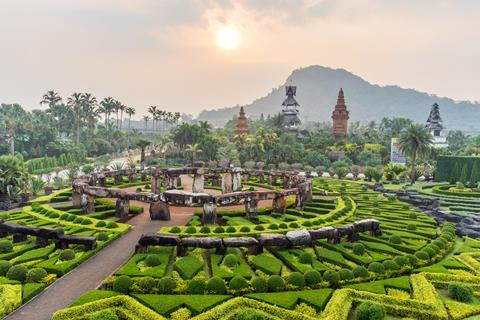 15-daagse rondreis Thailand & Cambodja