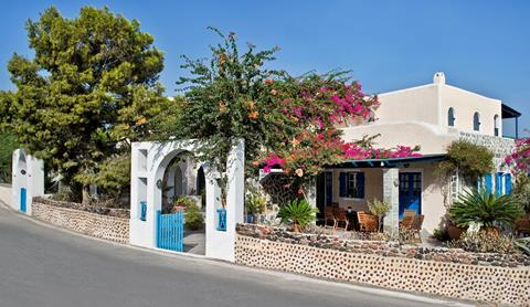 Paradise Resort Griekenland Cycladen Akrotiri sfeerfoto 2