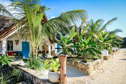 Fun Beach Zanzibar Tanzania Zanzibar Paje sfeerfoto 1