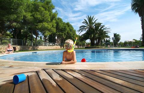 Vilanova park Spanje Catalonië Vilanova i la Geltrú sfeerfoto 2