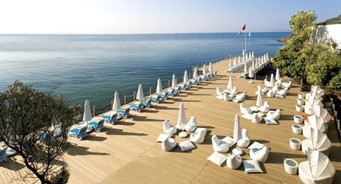 Paloma Pasha Resort Turkije Noord-Egeïsche Kust Özdere sfeerfoto 4