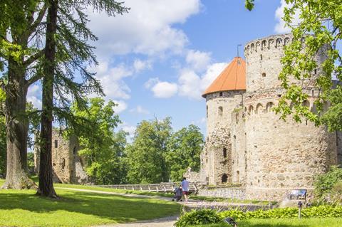 8 daagse fly drive Estland letland