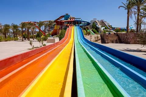 SPLASHWORLD Jaz Aquaviva Egypte Hurghada Makadi Bay sfeerfoto 4