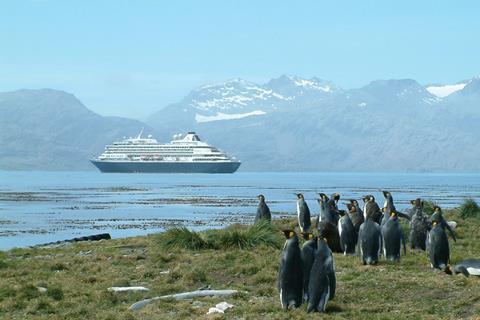 19-daagse Zuid-Amerika cruise vanaf Santiago