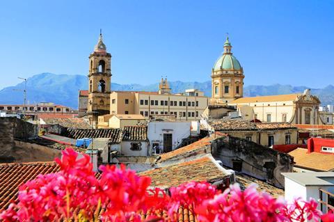 8-daagse Jubileumreis Sicilië - Le Champ