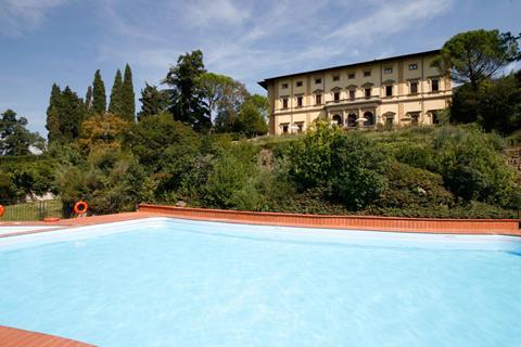 Villa Pitiana Italië Toscane Donnini sfeerfoto 2