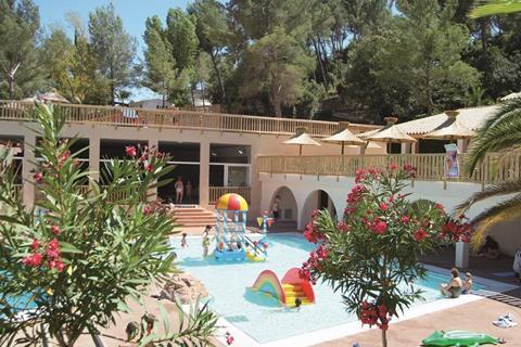 Holiday Green Resort & Spa Frankrijk Côte d'Azur Fréjus sfeerfoto 4