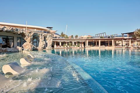 TUI SENSATORI Resort Atlantica Caldera Palace Griekenland Kreta Analipsi  sfeerfoto groot