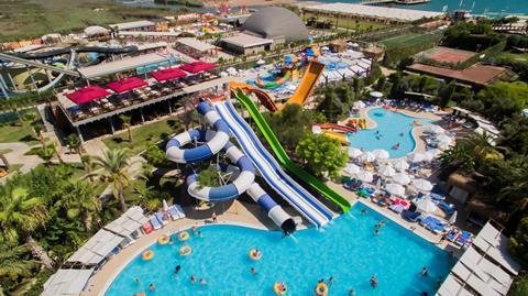 Saturn Palace Resort Turkije Turkse Rivièra Lara sfeerfoto 2
