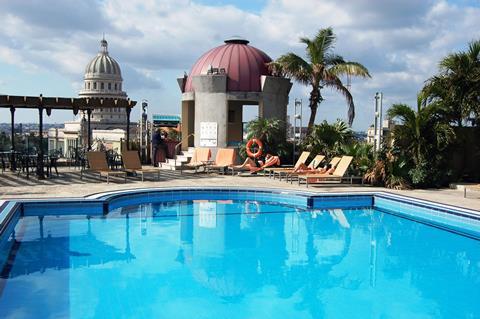 Iberostar Parque Central Cuba Havana Havana sfeerfoto 1