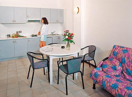 Residence Campi Italië Gardameer Voltino di Tremosine sfeerfoto 1