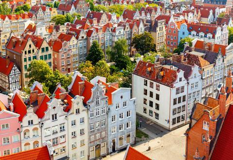 15 daagse rondreis Baltische Staten Polen