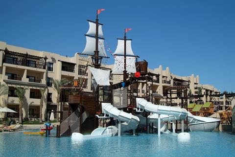Steigenberger Aqua Magic Egypte Hurghada Hurghada-stad sfeerfoto 2