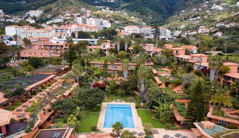 Quinta Splendida Wellness & Botanical Garden Portugal Madeira Caniço de Baixo sfeerfoto 3
