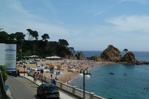 Gran Hotel Reymar & Spa Spanje Catalonië Tossa de Mar sfeerfoto 4