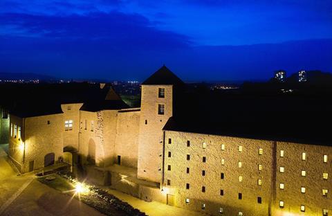 Le Ch�teau Fort