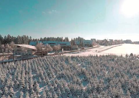 Der Schone Asten Resort Winterberg