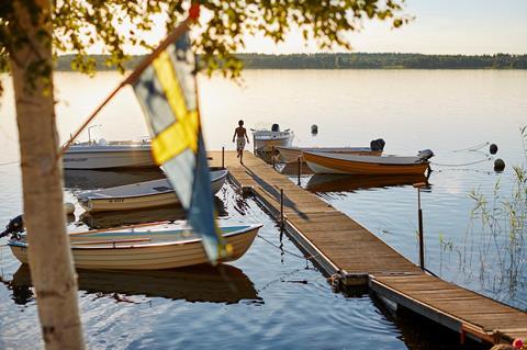 8-daagse rondreis Zweden met kids