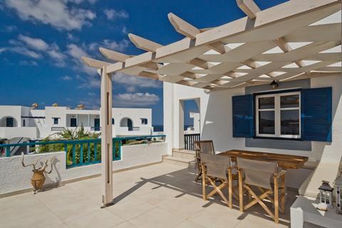 Popi Studios Griekenland Karpathos Arkassa sfeerfoto 3