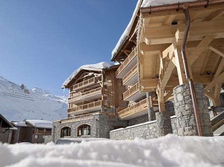 Wintersport Residence CGH Le Telemark in Tignes Le Lac (Espace Killy, Frankrijk)