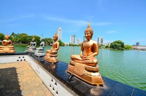 21-daagse rondreis Grand Tour Sri Lanka
