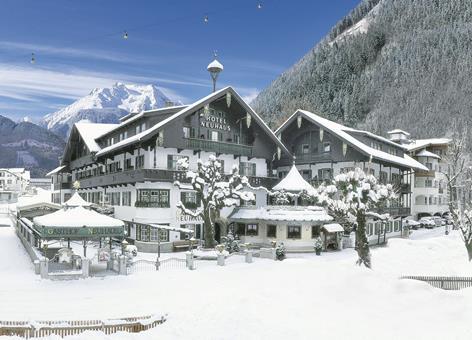 Alpendomizil Neuhaus Tirol