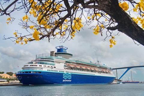 TUI Reizen: 10-daagse Caraïbische cruise vanaf Curaçao