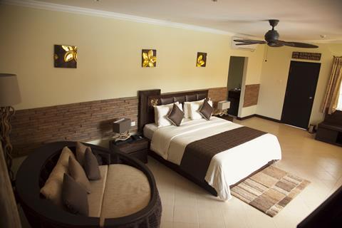 The Oasis Hotel Seychellen Praslin Grand Anse sfeerfoto 4