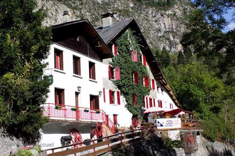 Sportreizen Au Bon Accueil - Wielrennen in Venosc (Franse Alpen, Frankrijk)