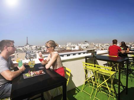 Novotel Paris Vaugirard Montparnasse stedentrip met TUI