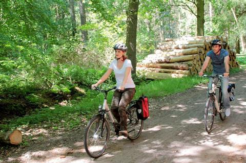 8-daagse fietsreis grote Spreewaldtour