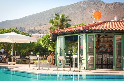 Villa Vicky Griekenland Kreta Chersonissos sfeerfoto 1