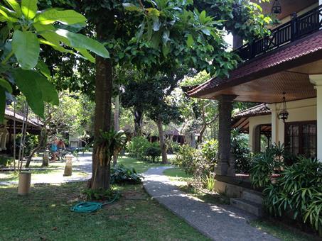 Bumas Indonesië Bali Sanur  sfeerfoto groot
