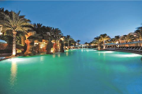 Baron Palms Resort Egypte Sharm el Sheikh Sharks Bay sfeerfoto 4