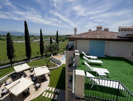 Villa Luisa Resort & Spa Italië Gardameer San Felice del Benaco sfeerfoto 4