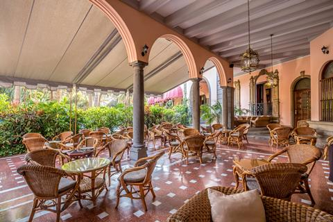 Santa Catalina, a Royal Hideaway hotel Spanje Canarische Eilanden Las Palmas de Gran Canaria sfeerfoto 4