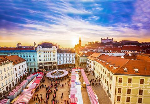 8-daagse Vakantie naar 8 daagse riviercruise schatten van de Donau in