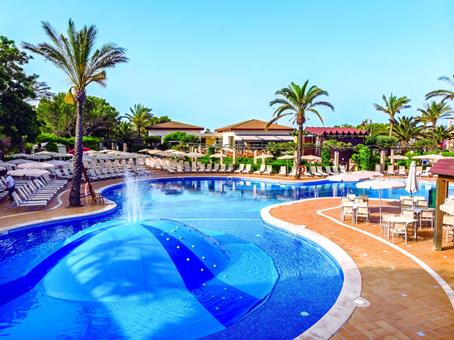 Zafiro Menorca Spanje Balearen Cala 'n Bosch sfeerfoto 2
