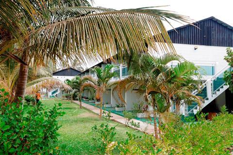 Bungalow Beach Gambia West Gambia Kotu sfeerfoto 3
