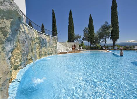 Villa Luisa Resort & Spa Italië Gardameer San Felice del Benaco sfeerfoto 2