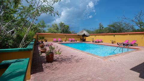 Flamingo Park Curaçao Curaçao Sint Willibrordus sfeerfoto 2