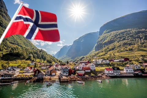 15 dg cruise Noorwegen en de Noordkaap