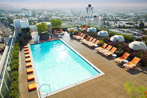 Zonvakantie Andaz West Hollywood in West Hollywood (Californie, Verenigde Staten)