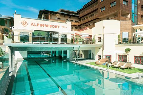 Alpinresort Sport Spa Salzburgerland