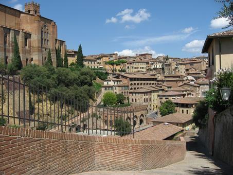 Montaperti Italië Toscane Casanova sfeerfoto 3